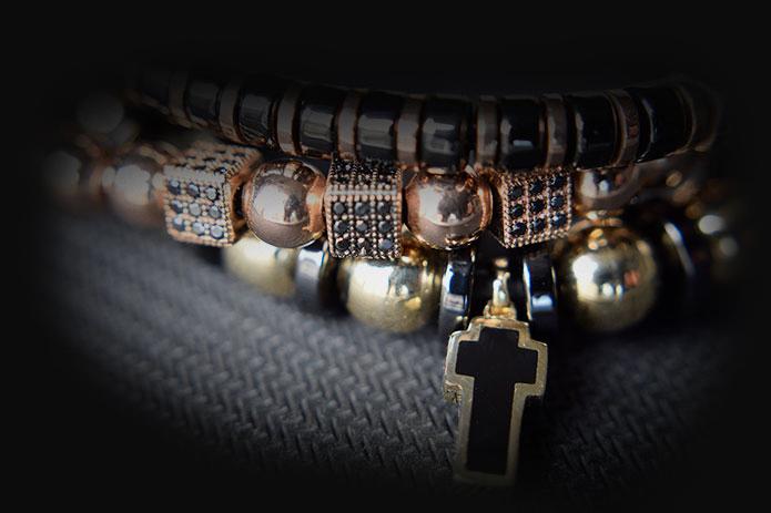 Arany luxusékszerek